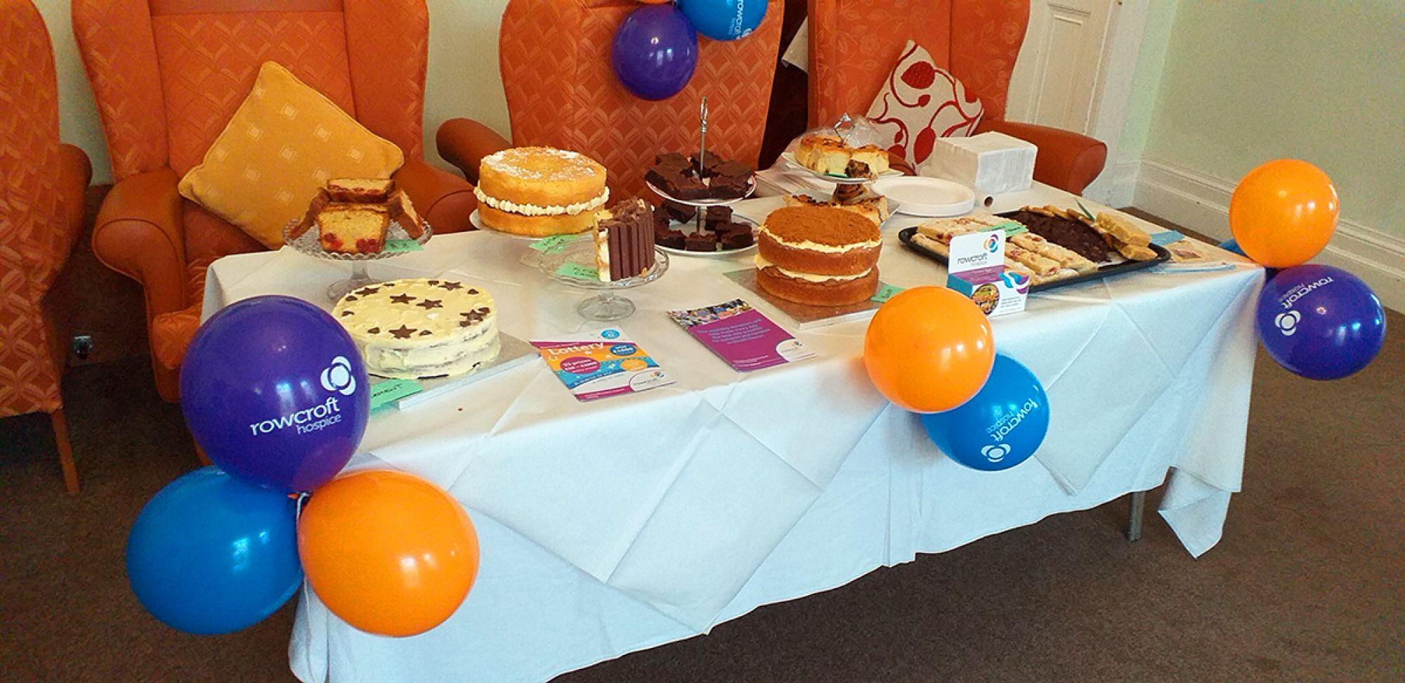 Rowcroft Coffee Morning