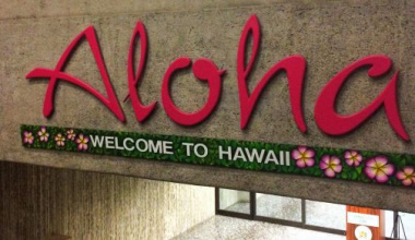 Welcome to Hawaii